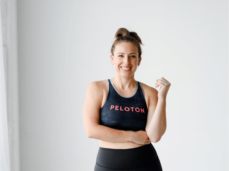Jen Rose Mindset and Fitness Coach Online Peloton Wellness Coaching
